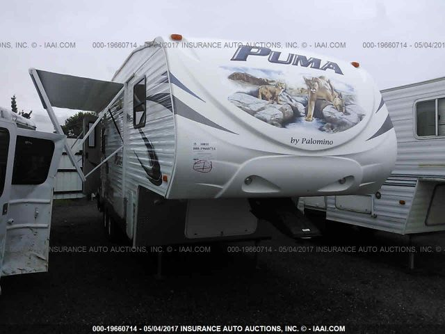 click here to view 2013 PALOMINO PUMA at IBIDSAFELY