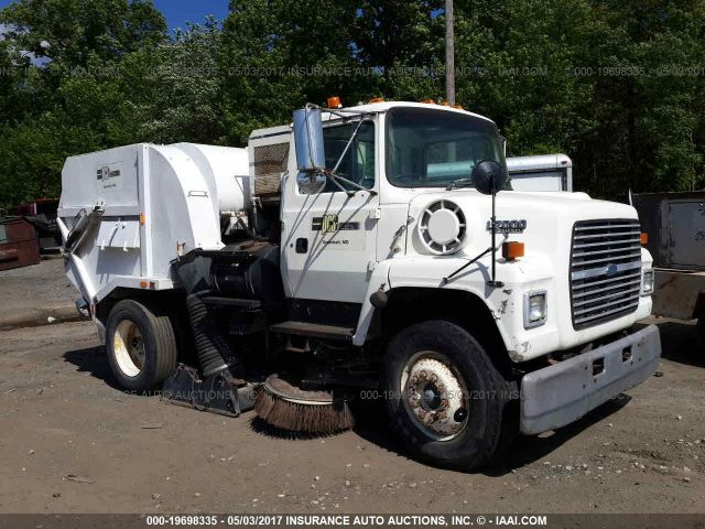 1991 FORD STREET SWEEPER - Small image. Stock# 19698335