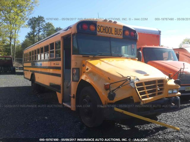 2006 BLUE BIRD SCHOOL BUS / TRAN - Small image. Stock# 19767490