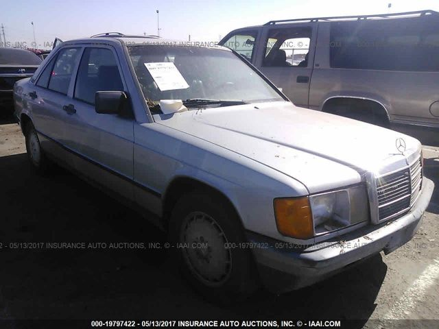 click here to view 1985 MERCEDES 190E at IBIDSAFELY