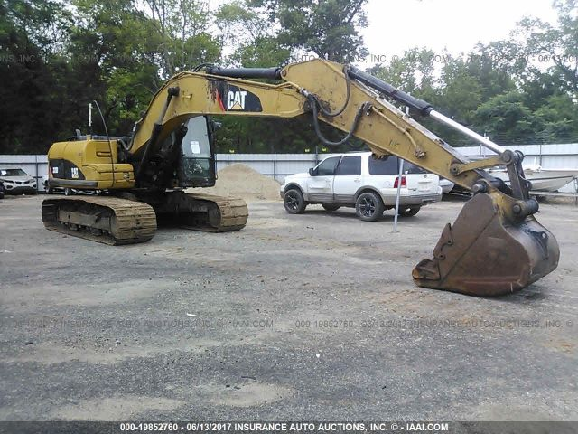 click here to view 2011 CATERPILLAR 320D L at IBIDSAFELY