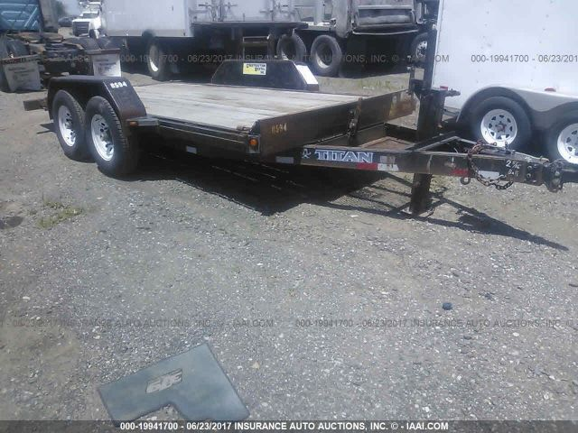 click here to view 2011 TITAN TRAILER MFG 16