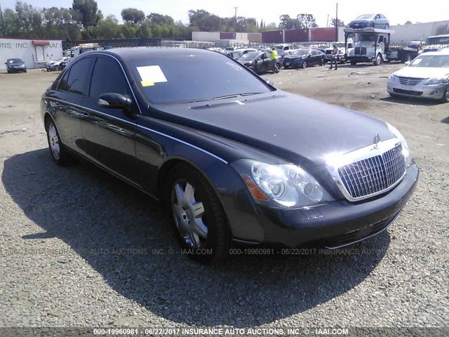 click here to view 2004 Maybach Maybach at IBIDSAFELY