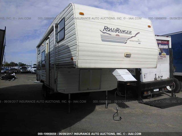 click here to view 1993 ROAD RANGER 30FT 5TH WHEEL at IBIDSAFELY