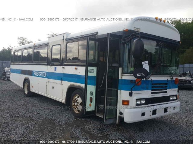 click here to view 2004 BLUE BIRD SCHOOL BUS / TRAN at IBIDSAFELY