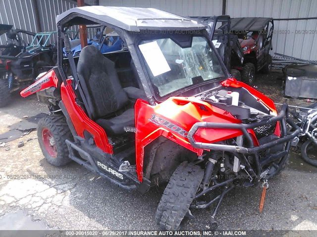 click here to view 2017 POLARIS GENERAL at IBIDSAFELY