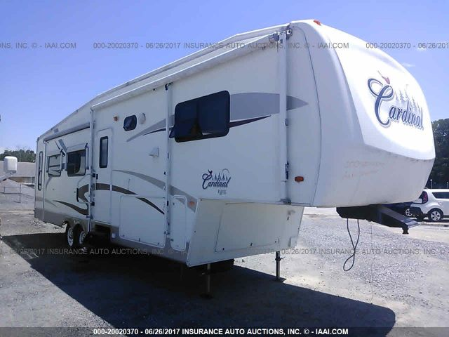 click here to view 2005 CARDINAL 5TH WHEEL at IBIDSAFELY