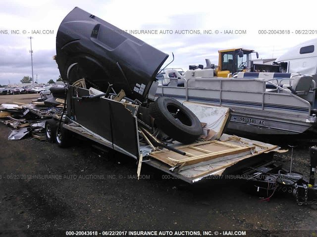 2001 EAST MANUFACTURING FLATBED - Small image. Stock# 20043618