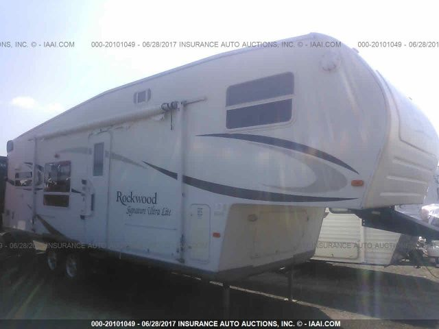 click here to view 2006 ROCKWOOD 8280SS at IBIDSAFELY