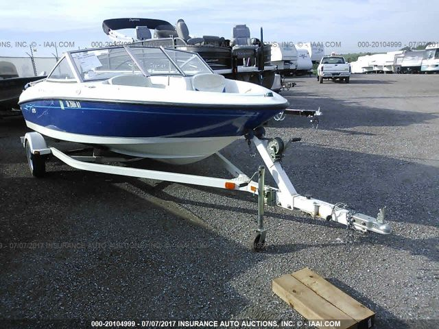 click here to view 2006 BAYLINER BAYLINER 175 BOWRIDE at IBIDSAFELY