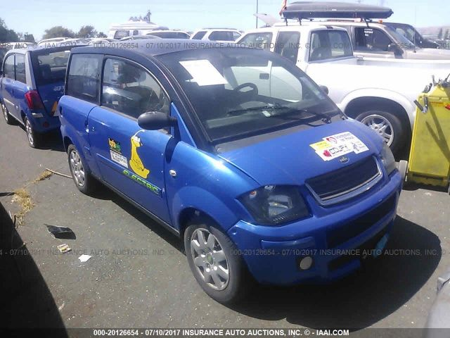 click here to view 2009 ZENN VLS-AK ELECTRIC CAR at IBIDSAFELY
