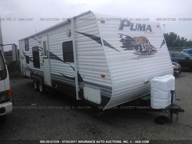 click here to view 2010 PALOMINO PUMA27FQ at IBIDSAFELY