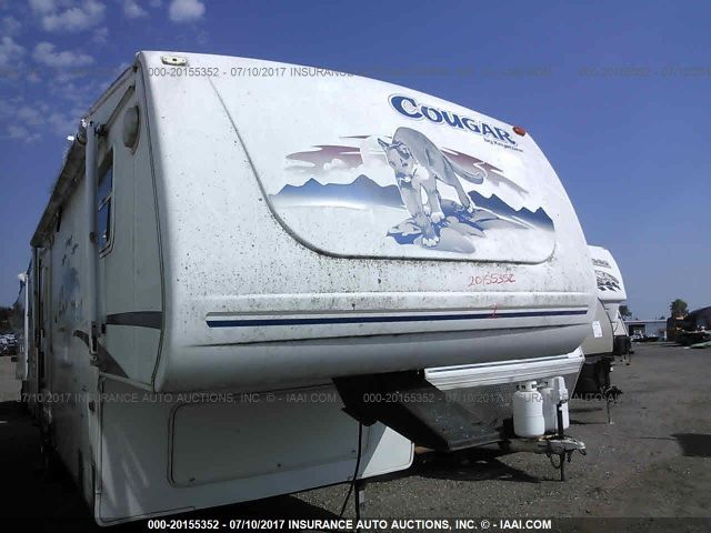 click here to view 2005 COUGAR CG286EFS05 at IBIDSAFELY