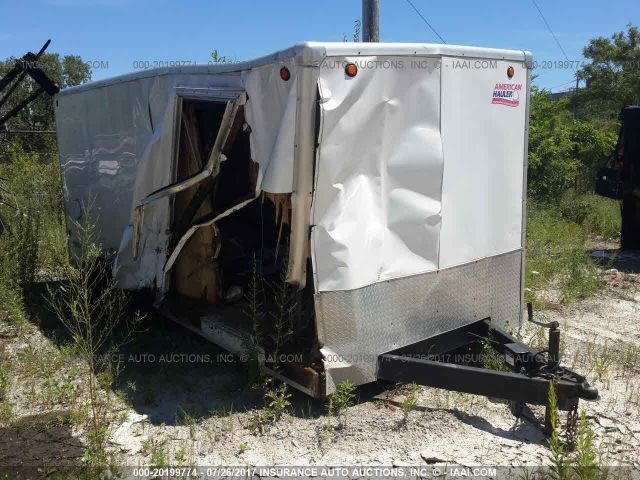 click here to view 2007 AMERICAN HAULER ENCLOSED CARGO at IBIDSAFELY