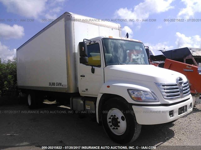 click here to view 2009 HINO 268 at IBIDSAFELY