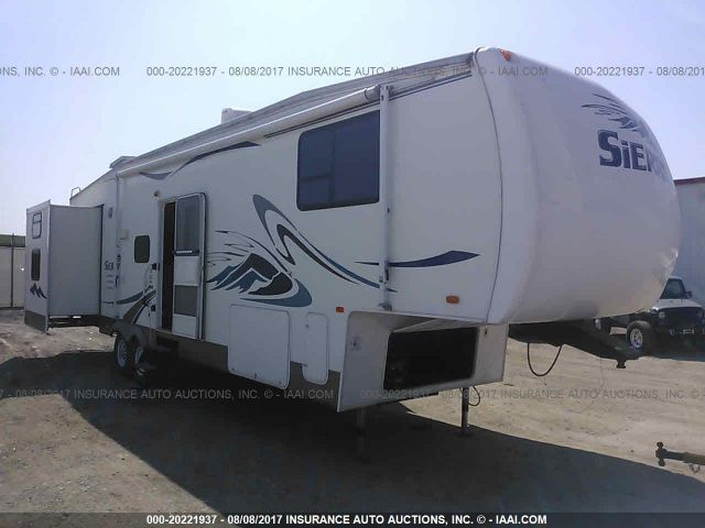 click here to view 2007 SIERRA SEF315BHT at IBIDSAFELY