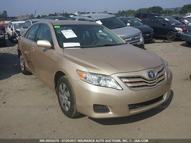 2010 TOYOTA CAMRY - Small image. Stock# 20254376