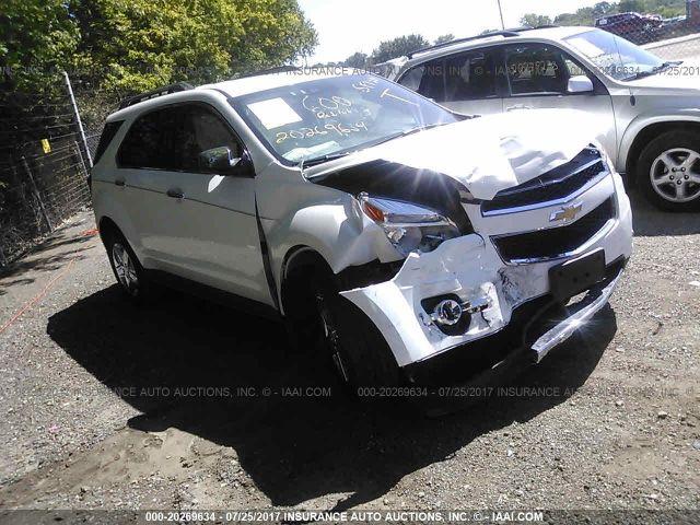 Chevrolet Equinox 2015, 2gnaldek7f1163729
