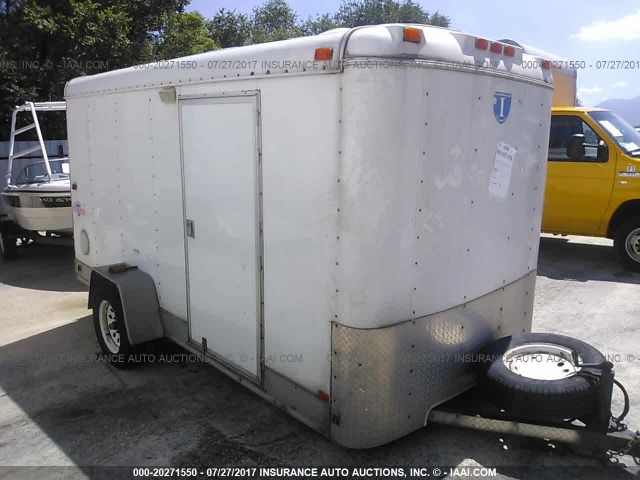 click here to view 2007 INTERSTATE WEST CORP ENCLOSED CARGO at IBIDSAFELY
