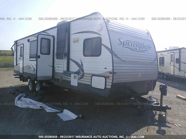 click here to view 2014 SPRINGDALE SG299BHDSGL08 at IBIDSAFELY