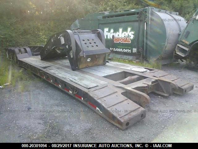 click here to view 1999 FONTAINE TRAILER CO LOWBED at IBIDSAFELY