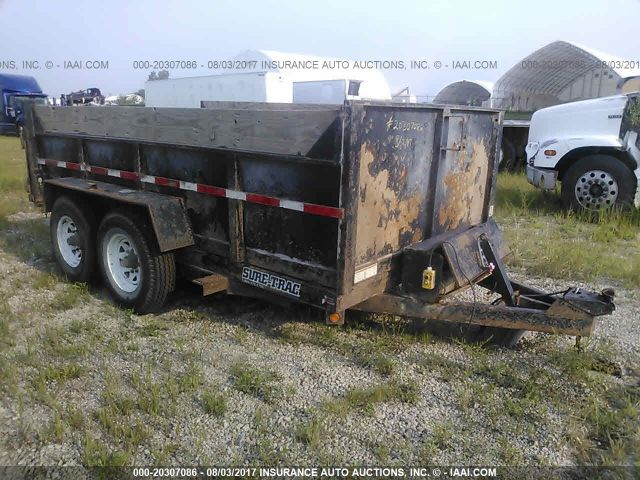 click here to view 2009 SURE-TRAC DUMP TRAILER at IBIDSAFELY