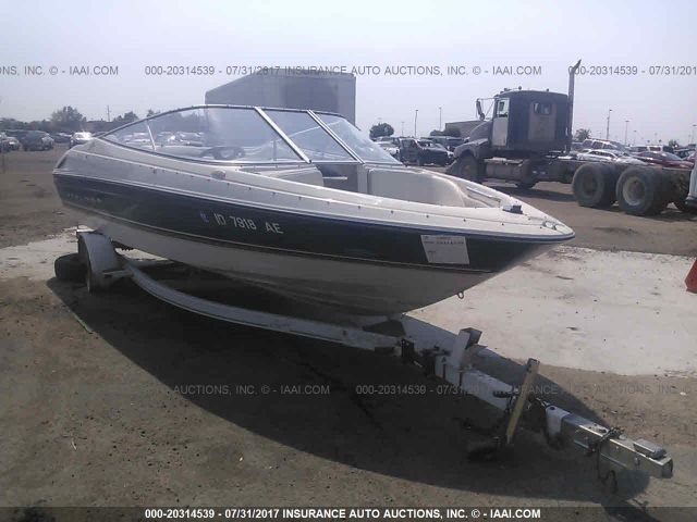 click here to view 1996 BAYLINER BAYLINER 1850LS at IBIDSAFELY