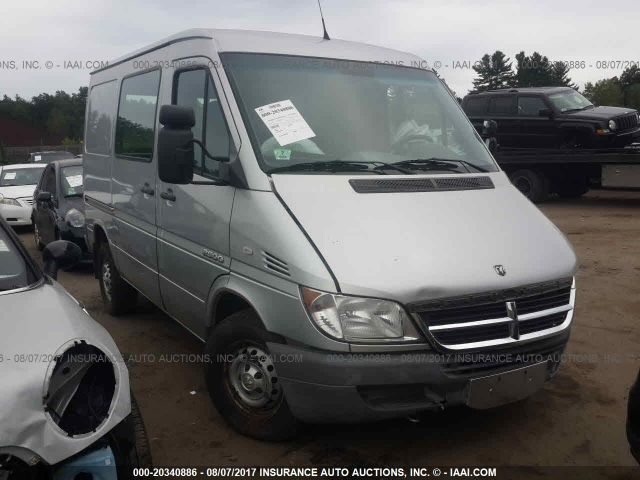click here to view 2005 Sprinter 2500 Sprinter at IBIDSAFELY