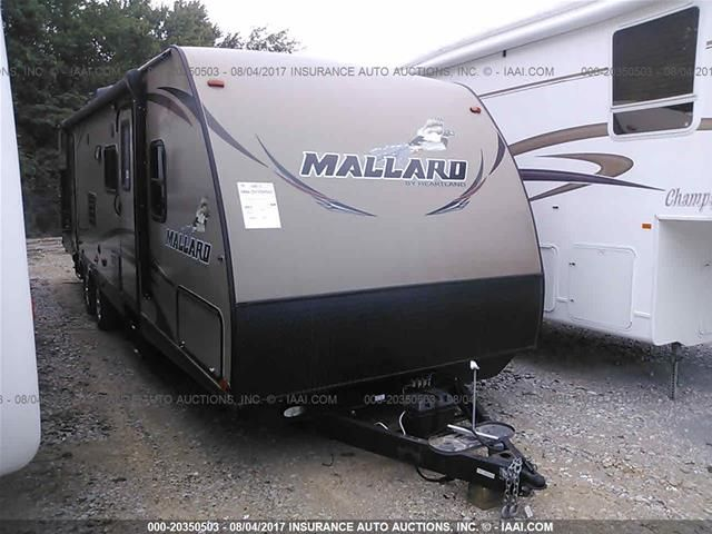 click here to view 2015 HEARTLAND. MALLARD at IBIDSAFELY