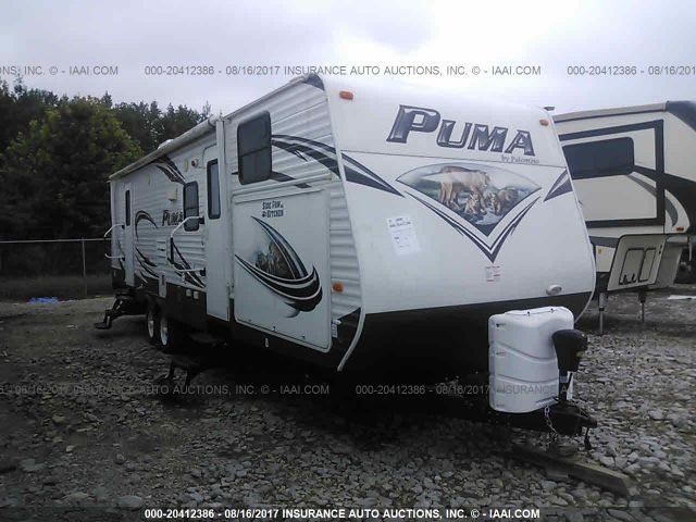 click here to view 2015 PALOMINO PUMA30SBSS at IBIDSAFELY