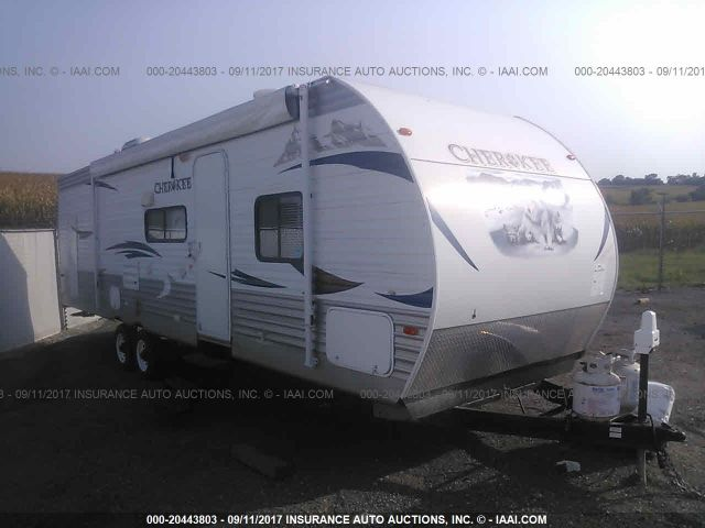 click here to view 2012 CHEROKEE 284BH at IBIDSAFELY