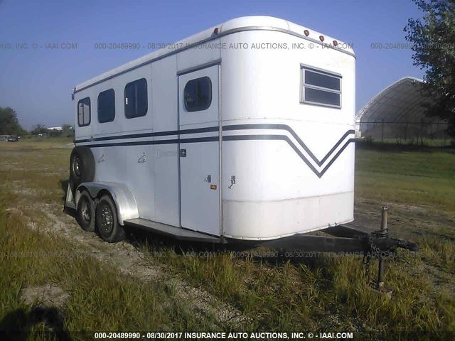 click here to view 1992 KINGSTON HORSE TRAILER at IBIDSAFELY