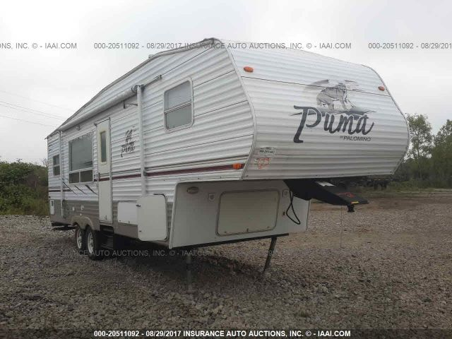 click here to view 2005 PUMA 282RKSS at IBIDSAFELY