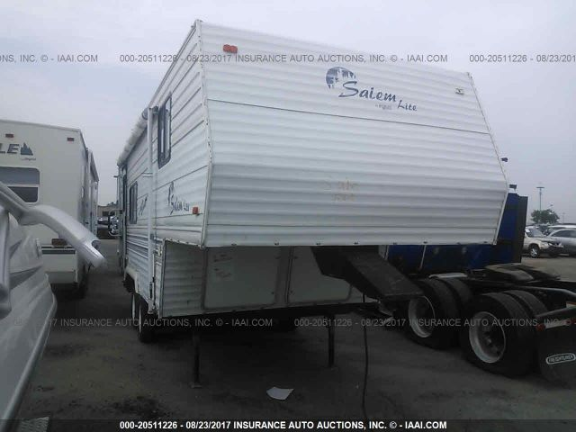 2000 FORESTER 5TH WHEEL - Small image. Stock# 20511226