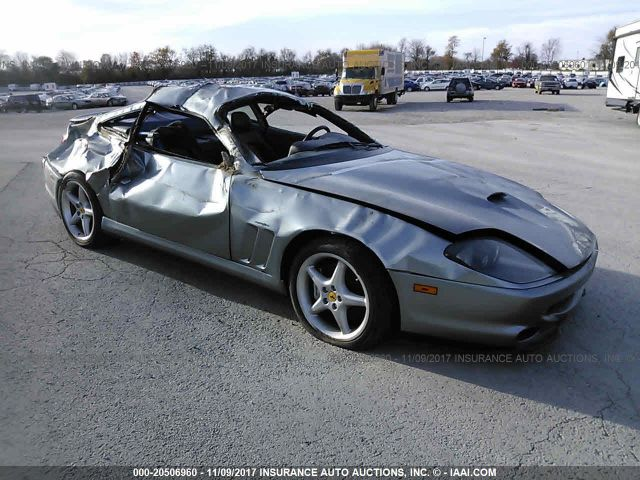 click here to view 1999 Ferrari F550 at IBIDSAFELY