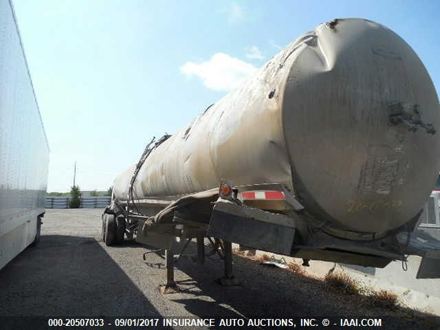 WALKER STAINLESS EQUIP CO TANK