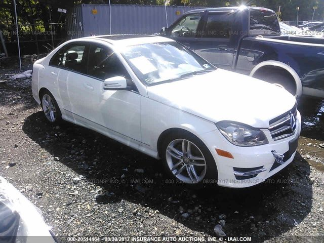 2014 MERCEDES-BENZ C - Small image. Stock# 20514464