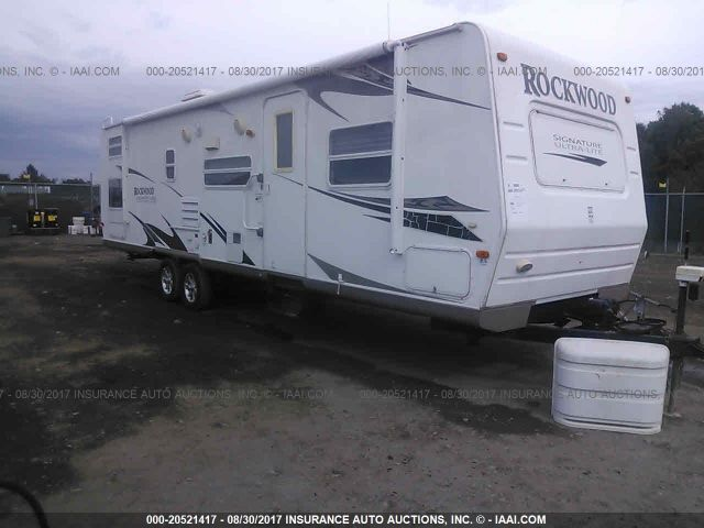 click here to view 2008 ROCKWOOD SIGNATURE ULTRA LIGHT at IBIDSAFELY
