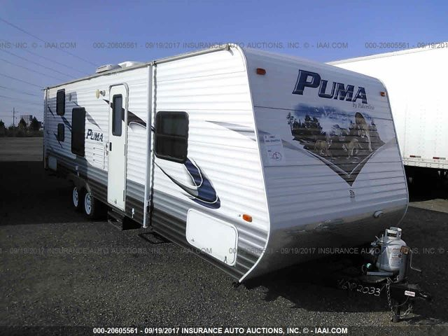 click here to view 2012 PALOMINO PUMA 28BHS at IBIDSAFELY