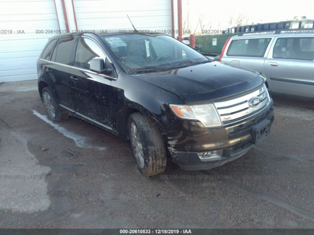 2009 FORD EDGE - Small image. Stock# 20610533