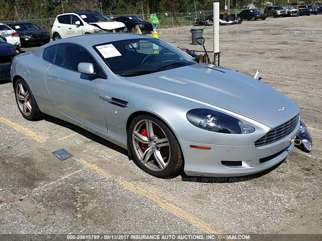 click here to view 2007 ASTON MARTIN DB9 at IBIDSAFELY