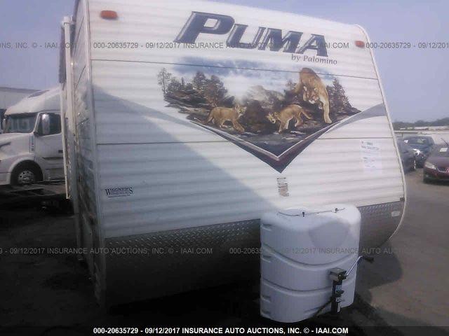 click here to view 2012 PALOMINO PUMA19RL at IBIDSAFELY