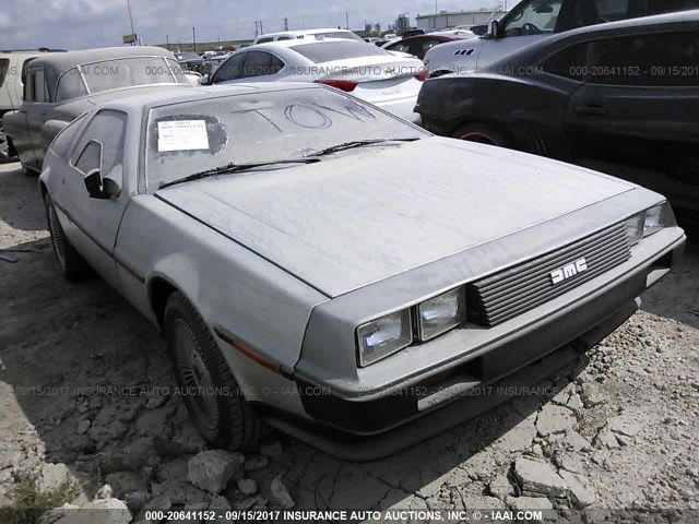 click here to view 1981 DELOREAN DELORIAN at IBIDSAFELY