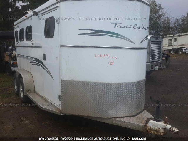 click here to view 2001 TRAIL WEST SIERRA II at IBIDSAFELY