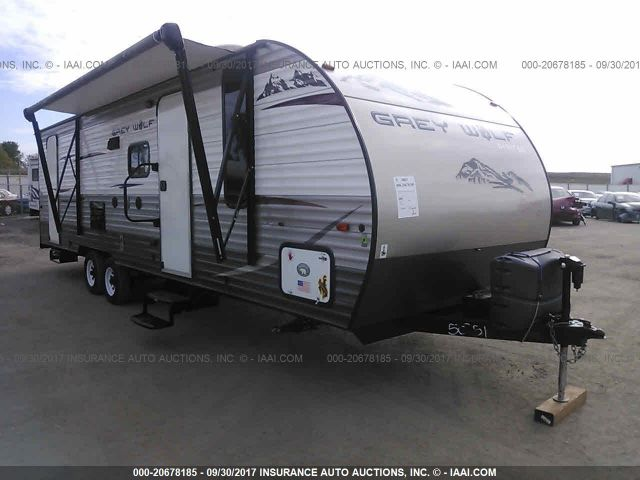 click here to view 2015 CHEROKEE 26DBH at IBIDSAFELY