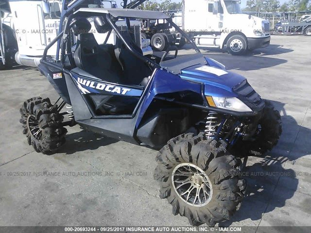 click here to view 2016 ARCTICCAT HDX 700 XT at IBIDSAFELY