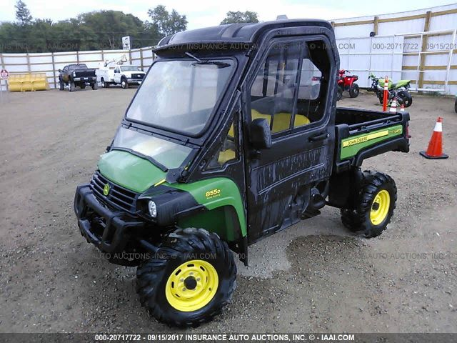 click here to view 2015 JOHN DEERE GATOR 850I at IBIDSAFELY