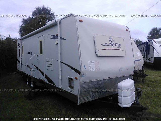 click here to view 2007 KZ JAG TRAVEL TRAILER at IBIDSAFELY