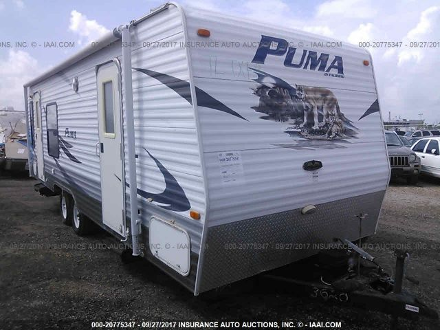 click here to view 2009 PALOMINO PUMA at IBIDSAFELY