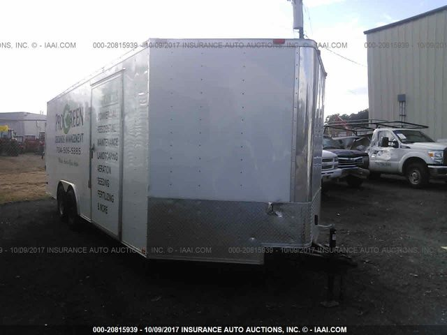 click here to view 2016 FREEDOM ENCLOSED CARGO TRAILER at IBIDSAFELY